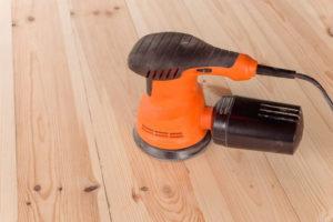 Best Sander For Deck Refinishing
