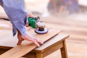 How to Fix Sanding Mistakes