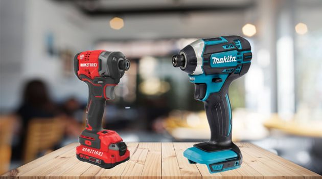 How to Install a Keyless Drill Chuck to an Impact Driver