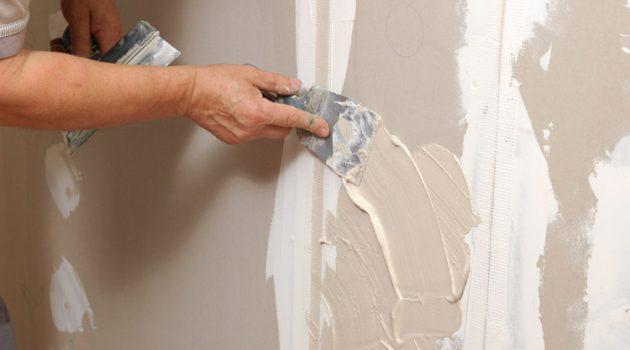 How to Repair Torn Drywall Paper Before Painting